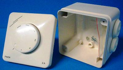 Ventilator-Drehzahlsteller