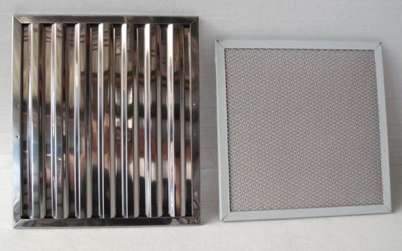 fettfilter f r gewerbliche k che der wickelfalzrohr formteile und. Black Bedroom Furniture Sets. Home Design Ideas