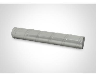 Lüftungsrohr Abluftrohr 8,60 EUR//m Wickelfalzrohr 160mm // 1,5m Lüftung