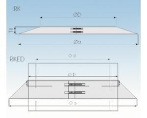 Regenkragen RK-2250-RK-113mm