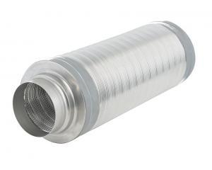 Telefonieschalldämpfer DS=25 L=1000 DN 80