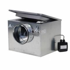 Schallgedämmte Lüftungsboxen CAB-400 RE